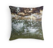 water number 2 Throw Pillow