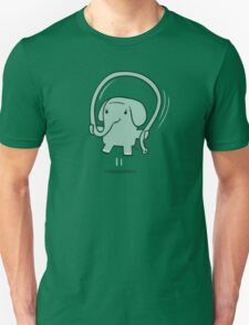 Skipping Elephant T-Shirt