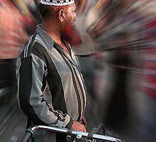 Rickshaw Rider by SnapperRod