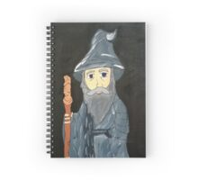 Gandalf Spiral Notebook