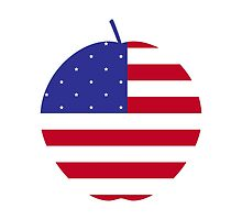 American Big Apple by mborgali