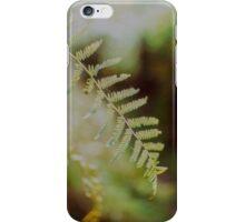 Leafy Bokeh iPhone Case/Skin