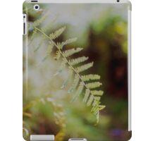 Leafy Bokeh iPad Case/Skin