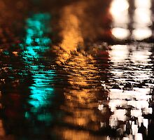 Street Water by Leon Ritchie