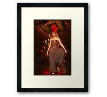 Graceful - Please Enlarge Framed Print