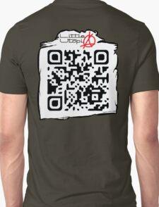 Little Utopia QR Code Unisex T-Shirt