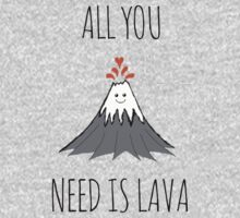 All you need is lava ! Kids Clothes