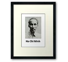 Ho Chi Minh Framed Print
