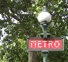 Metro v1 by ntroy