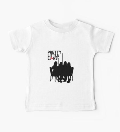 Pretty Little Lairs Tea Party Baby Tee