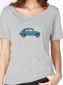 Fiat 600 Side View Women's Relaxed Fit T-Shirt