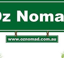 Oz Nomad Logo by oznomad