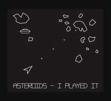 Asteroids Arcade Game by ilmagatPSCS2