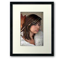 """"""" Mistique """" Framed Print"""
