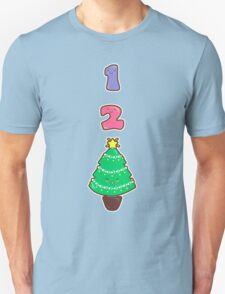 Count to Christmas T-Shirt