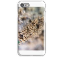 Sand. Silica. Mineral. Quartz. iPhone Case/Skin