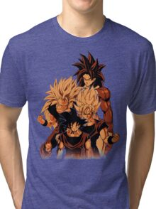 Sayan Forms. Tri-blend T-Shirt