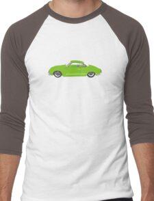 Green Karmann Ghia Tshirt Men's Baseball ¾ T-Shirt