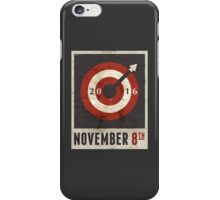 November 8, 2016 iPhone Case/Skin