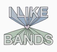 I like bands Kids Clothes
