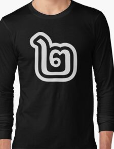 Thailand Number 2 / Two / ๒ (Song) Thai Language Script Long Sleeve T-Shirt