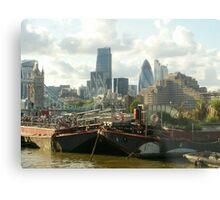London on top number 1 Metal Print