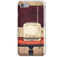 Vintage TV iPhone Case/Skin