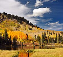 Silver Lake, Brighton, Utah by Ryan Houston