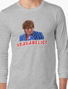 Austin Powers - Shagadelic! Long Sleeve T-Shirt