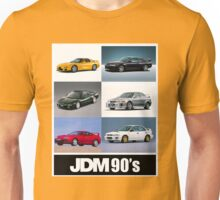 JDM 1990 Unisex T-Shirt