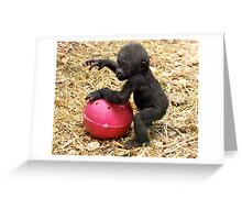 I want to be a drummer! Greeting Card