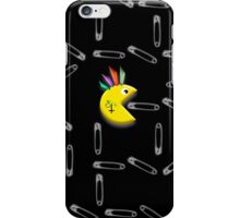 PunkMan's Lunch Time iPhone Case/Skin