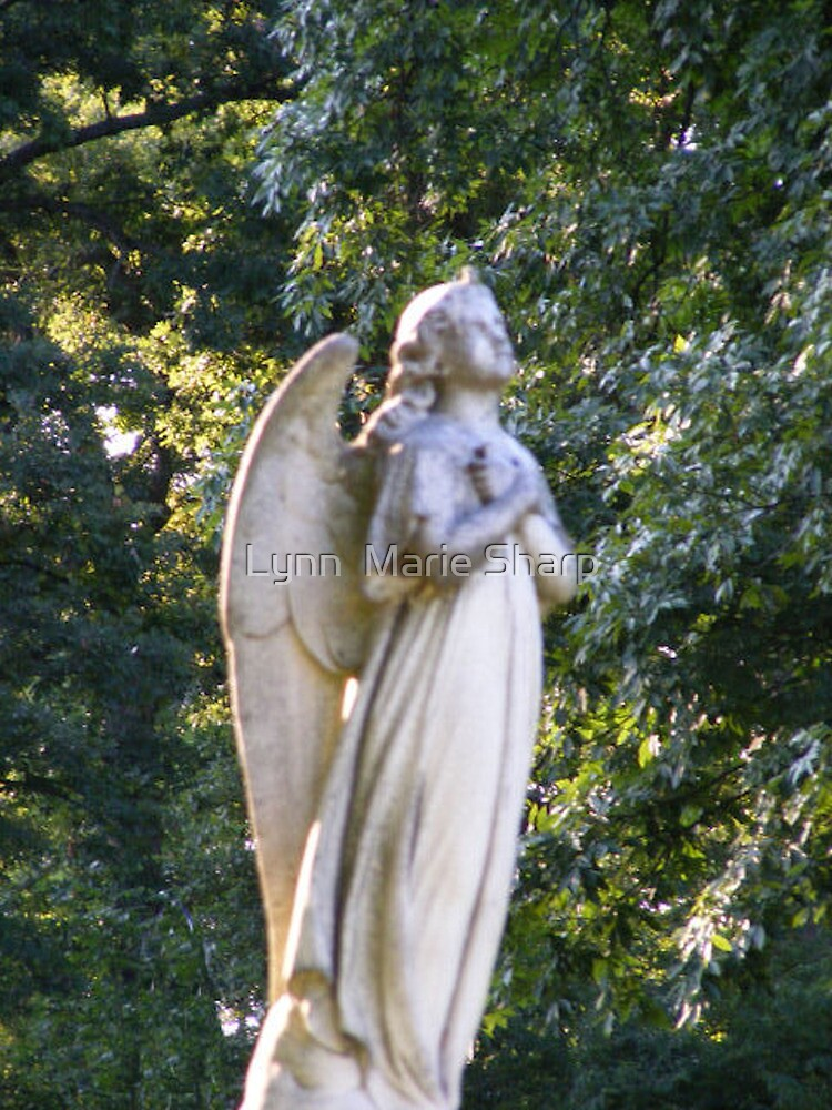 Wings of Love Angel by Marie Sharp