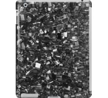 Bw Locks iPad Case/Skin