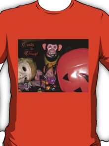 Jolly Chimp Gorges on  Candy Tee T-Shirt