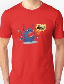 Barnacles on my crotch T-Shirt