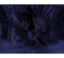 Dark Angel Photographic Print