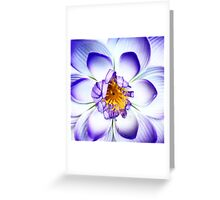 Ready, Set.. BLOOM Greeting Card