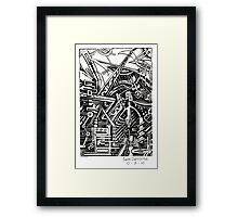 Reawaken the Engine... Framed Print