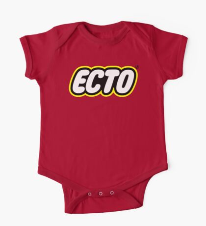 LEGO x ECTO logo v2 One Piece - Short Sleeve