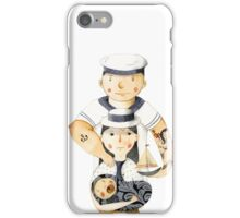 Family Portrait I iPhone Case/Skin