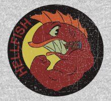 Flying Hellfish! by T-Riffic