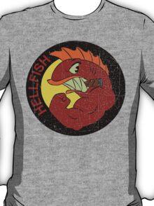 Flying Hellfish! T-Shirt