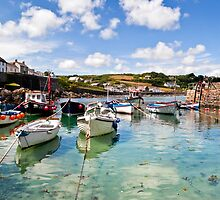 Coverack Harbour by GBR309