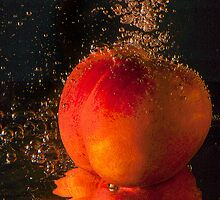 Luscious Nectarine by J Chris  Hansen