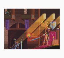 Fallen Knight - Game of Thrones Fan Art - Pixel Art One Piece - Long Sleeve
