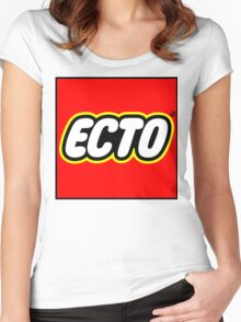 LEGO x ECTO v2 Women's Fitted Scoop T-Shirt