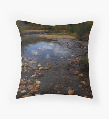 Rocky Mountain Throw Pillow