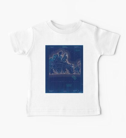 Massachusetts  USGS Historical Topo Map MA Marthas Vineyard 352837 1889 62500 Inverted Baby Tee