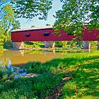 Covered Bridge by rtishner1